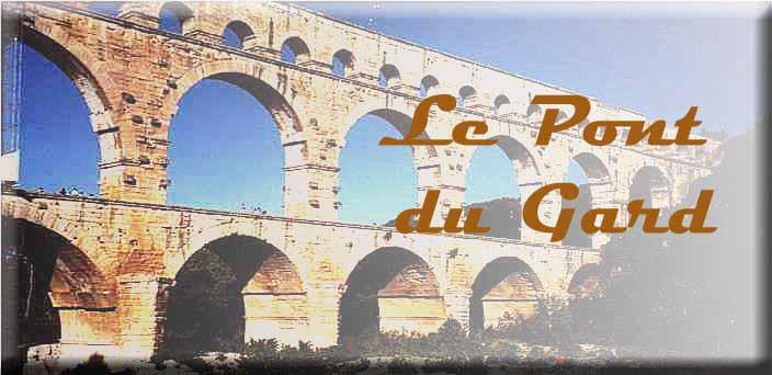 le pont du gard histoire et secrets de sa construction