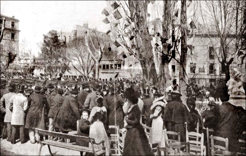 Restauration Bon Marche A Vienne